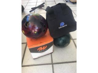 Bolas de Bowling, Maritza Mere Puerto Rico