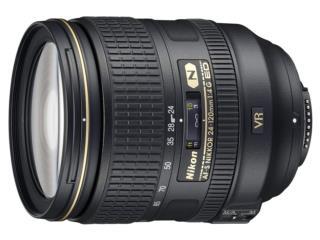 Lente Nikon Nikkor 21-120mm f/4G Como Nuevo, Cashex Puerto Rico