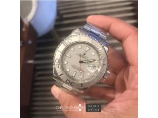 Rolex Yatch Master Platinum, CHRONO - SHOP Puerto Rico