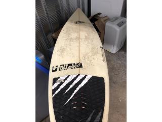 Tabla de Surfing 5'10 , RUBEN GELY  Puerto Rico