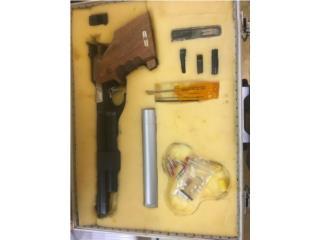 Pistola de aire Steyr, Maritza Mere Puerto Rico