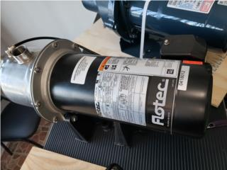 Bomba 1 HP, marca Flotec , Puerto Rico Water Puerto Rico