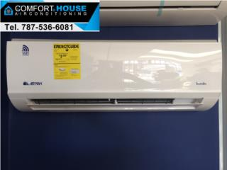 Airmax 22,000btu WiFi Ready 18seer, Comfort House Air Conditioning Puerto Rico