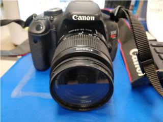 Canon Rebel T3i $249.99, La Familia Casa de Empeño y Joyería-Arecibo Puerto Rico