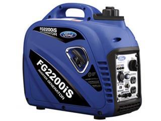 Inverter FORD 2200W/2000w .Modelos FG2200iS , Sigma Distributors PR Puerto Rico