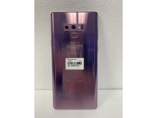 Samsung GALAXY Note 9 Violeta, La Familia Casa de Empeño y Joyería-Ave Piñeiro Puerto Rico