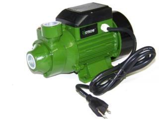 Bomba de Agua Heavy-Duty . Motor de 3/4, Sigma Distributors PR Puerto Rico