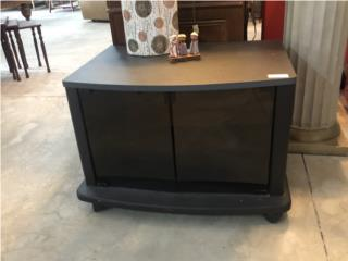 Mueble para TV pequeño, con ruedas, The Pickup Place Puerto Rico