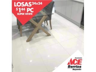 VARIEDAD DE LOSAS , Ferreteria Ace Berrios Puerto Rico