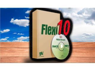 FLEXISIGN 10 ((( PARA PLOTTERS Y MAS ))), MK COMPUTER Puerto Rico