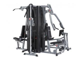 BODYCRAFT MULTI STATION GYM, PR Fitness Concepts Puerto Rico