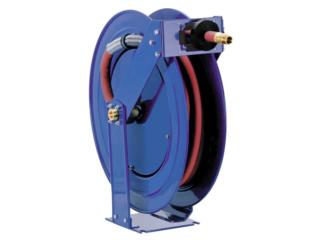 Auto Retractable Hose Reel, TOOL & EQUIPMENT CENTER Puerto Rico