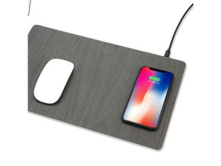 MOUSE PAD WIRELESS CHARGER $24.95, MEGA CELLULARS INC. Puerto Rico