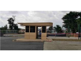 Caseta de guardia en buenas condiciones, Caja Grande Puerto Rico