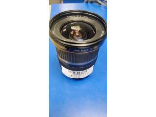 Lente Canon EFS-10-22mm $199.99, La Familia Casa de Empeño y Joyería-Arecibo Puerto Rico