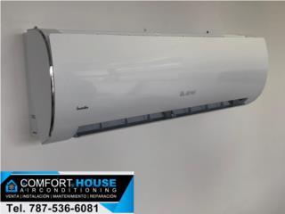 12,000btu 20seer  Fabricado por Gree , Comfort House Air Conditioning Puerto Rico