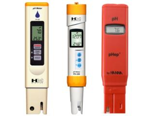 PH METER, MEDIDOR DIGITAL ph, Hydro Shop PR Puerto Rico