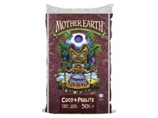 MOTHER EARTH COCO PLUS PERLITE, Hydro Shop PR Puerto Rico
