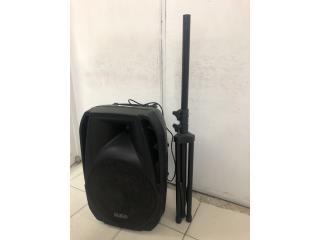 Bocina EDISON con Bluetooth $100 ESPECIAL, Krazy Pawn Corp Puerto Rico