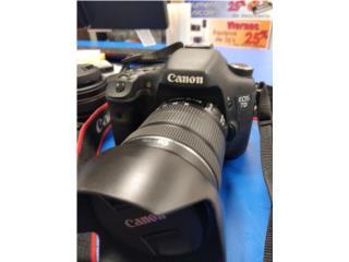 Canon EOS 7D con 2 lentes $419.99, La Familia Casa de Empeño y Joyería-Arecibo Puerto Rico