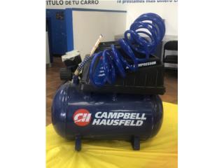 Compresor Campbell Hausfelld, La Familia Casa de Empeño y Joyería-Carolina 2 Puerto Rico