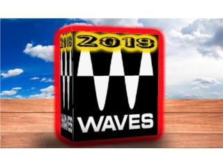 WAVES 2019 ((( PLUGGINS DE SONIDOS MAC ))), MK COMPUTER Puerto Rico