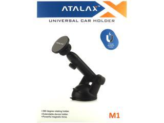 ATALAX UNIVERSAL CAR HOLDER $24.95, MEGA CELLULARS INC. Puerto Rico