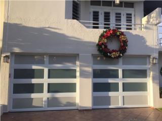 PUERTA GARAJE , EXOTIC SECURITY WINDOWS Puerto Rico