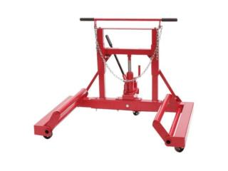 1500lb. Capacity Hydraulic Wheel Dolly , Vulcan Tools Caibbean Inc. Puerto Rico