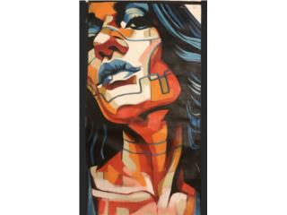 """Queen 108 Too"", PR ART COLLECTION Puerto Rico"