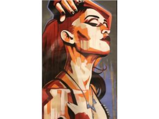 """""""Queen 108"""", PR ART COLLECTION Puerto Rico"""