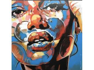 Art by Fernan Mora, PR ART COLLECTION Puerto Rico