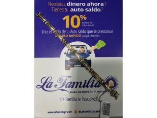 Bracelet 14k 11.2, LA FAMILIA MANATI  Puerto Rico