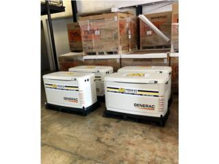 Generadores Eléctricos Generac, González Trading Puerto Rico