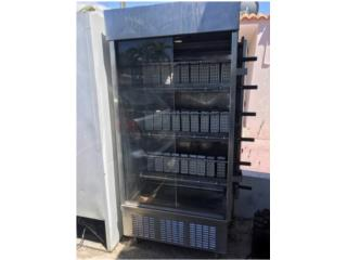 Asadora de pollos hickory  30 pollosusada, Restaurant Equipment and Steel Puerto Rico