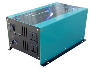 12000W Peak 3000W Pure Sine Wave DC 12V , Sigma Distributors PR Puerto Rico