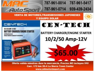 BATTERY CHARGER, Mf motor import Puerto Rico