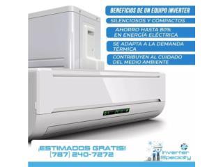 Consolas Inverter 12 BTU de 19 seer 787240727, Inverter Store & Supplies Puerto Rico