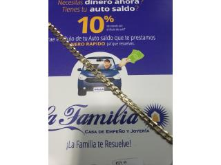 Cuban 10k 10.9, LA FAMILIA MANATI  Puerto Rico