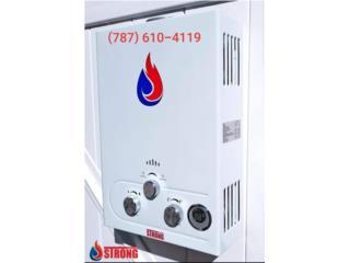 Oferta calentador de baterias D Strong, Strong Corp Puerto Rico