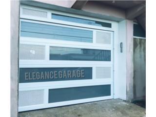 Puertas de Garaje en 2 Semanas, Elegance Garage Door's y Mas. Puerto Rico