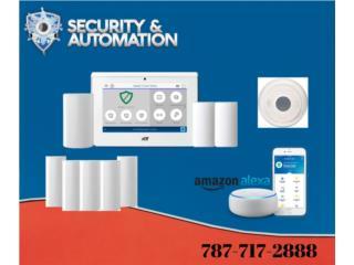 Seguridad Maximizada Notifica a tu SmartPhone, Security & Automation  Puerto Rico