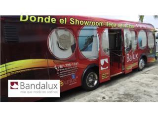 DONDE EL SHOWROOM LLEGA A TU CASA!, COUNTRY VERTCALS & SHADES Puerto Rico