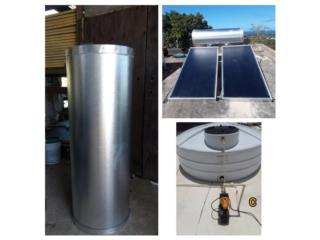 Cisternas,Calentador Solar,Tanques., Quality Solar System 787-517-0663  Puerto Rico