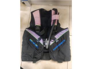 Vest de buceo Exel $69.99, La Familia Casa de Empeño y Joyería-Arecibo Puerto Rico