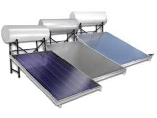 Calentadores solares de 1, 2 o mas colectores, PowerComm, Inc 7878983434 Puerto Rico