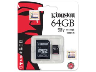 MICRO SD CARDS 16GB,32GB & 64GB 10 CLASS, CAGUAS CELLULAR SYSTEM Puerto Rico