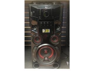 Radio Bluetooth LG, La Familia Casa de Empeño y Joyería-Carolina 2 Puerto Rico