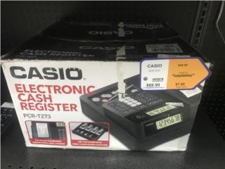 Caja registradora Casio , La Familia Casa de Empeño y Joyería-Humacao Puerto Rico