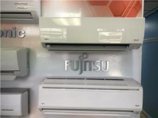 FUJITSU 22 SEER INVERTER 12,000 BTU , CITY REFRIGERATION PR DEALER TGM SAMSUNG FUJITSU  Puerto Rico
